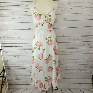 68a858d939a0 HeartSoul Dresses | Flowy Feminine High Low Floral Dress Heart Soul ...